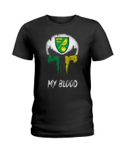 Norwich Ladies T-Shirt thumbnail
