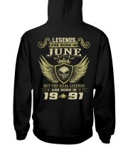 LEGENDS 91 6 Hooded Sweatshirt thumbnail