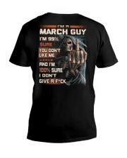 GUY SURE 3 V-Neck T-Shirt thumbnail