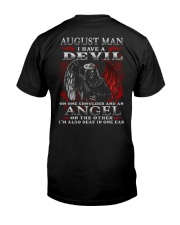 DEVIL MAN 8 Classic T-Shirt tile