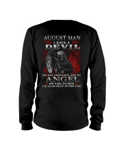 DEVIL MAN 8 Long Sleeve Tee thumbnail