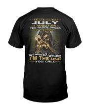 YOU CALL 7 Classic T-Shirt thumbnail