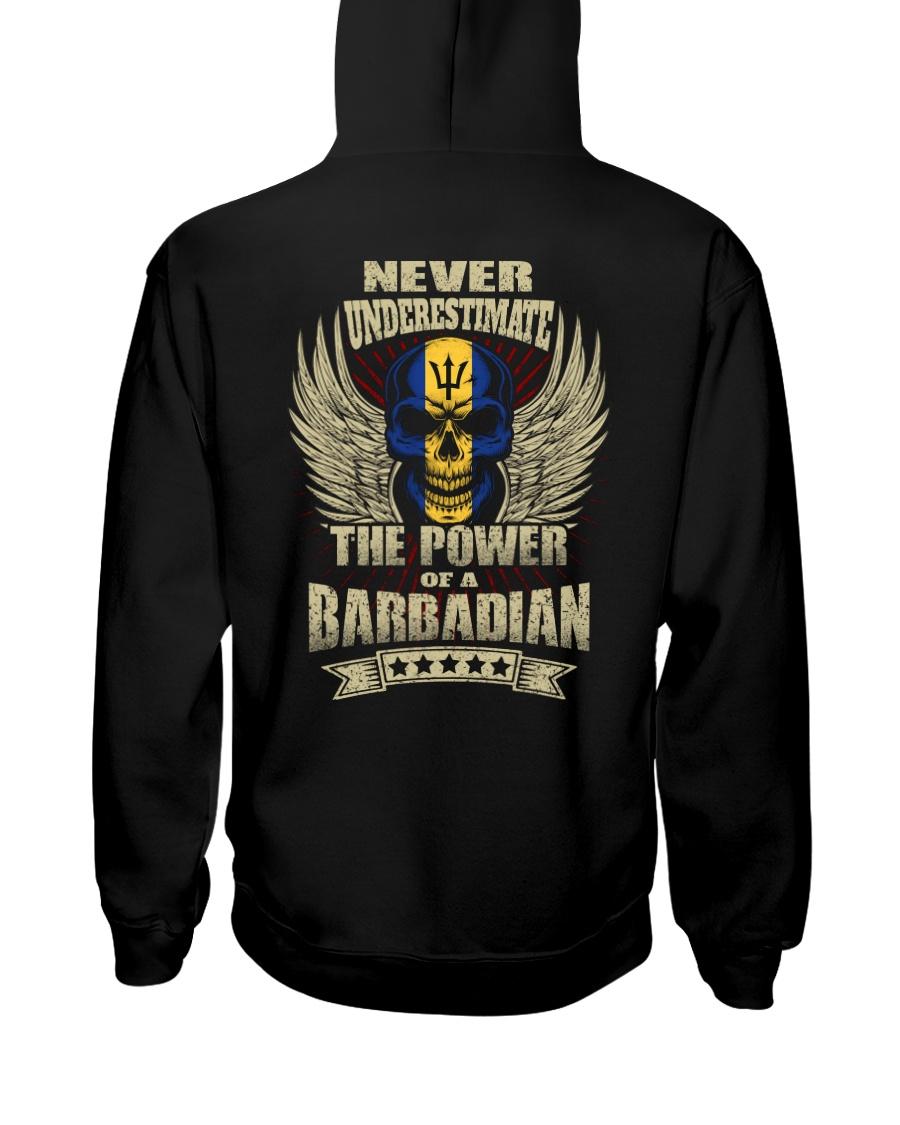 The Power - Barbadian Hooded Sweatshirt