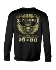 LEGENDS 80 9 Crewneck Sweatshirt thumbnail