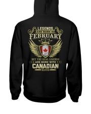 LEGENDS CANADIAN - 02 Hooded Sweatshirt thumbnail