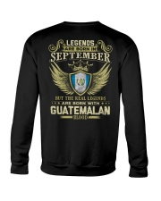 LG GUATEMALAN 09 Crewneck Sweatshirt thumbnail