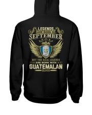 LG GUATEMALAN 09 Hooded Sweatshirt thumbnail