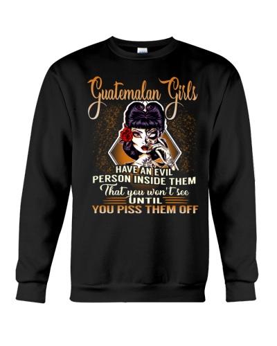 Evil Girl Guatemalan