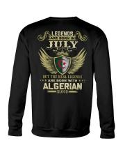 LG Algerian 07 Crewneck Sweatshirt thumbnail