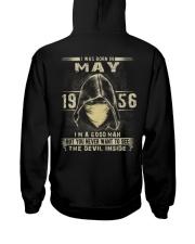 GOOD MAN 1956-5 Hooded Sweatshirt thumbnail