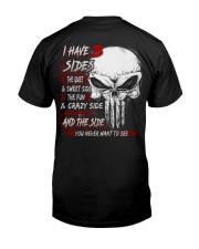 3 SIDE NEW Classic T-Shirt back