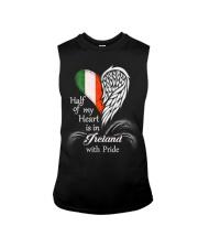Heart - Pride Ireland Sleeveless Tee thumbnail