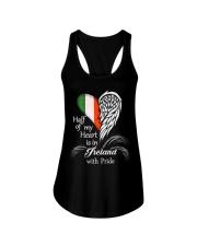 Heart - Pride Ireland Ladies Flowy Tank thumbnail