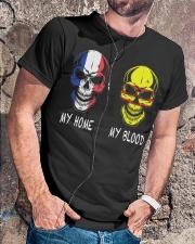 My Home France - Vietnam Classic T-Shirt lifestyle-mens-crewneck-front-4