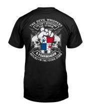 The Devil - Panamanian Classic T-Shirt back