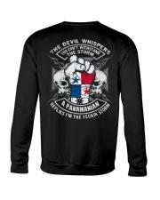 The Devil - Panamanian Crewneck Sweatshirt thumbnail