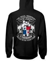 The Devil - Panamanian Hooded Sweatshirt thumbnail