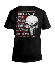 3 SIDE NEW 5 V-Neck T-Shirt thumbnail