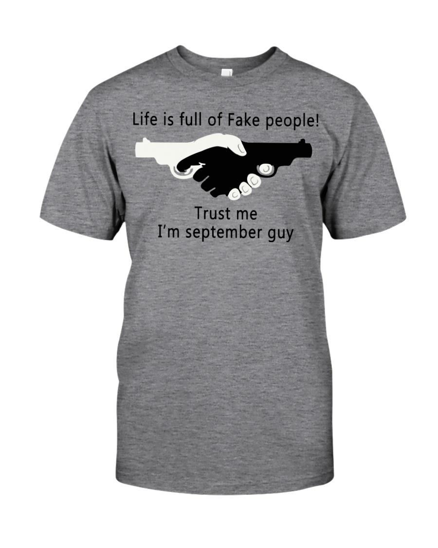 TRUST ME - GUY 09 Classic T-Shirt