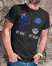 My Home Australia - Estonia Classic T-Shirt lifestyle-mens-crewneck-front-4