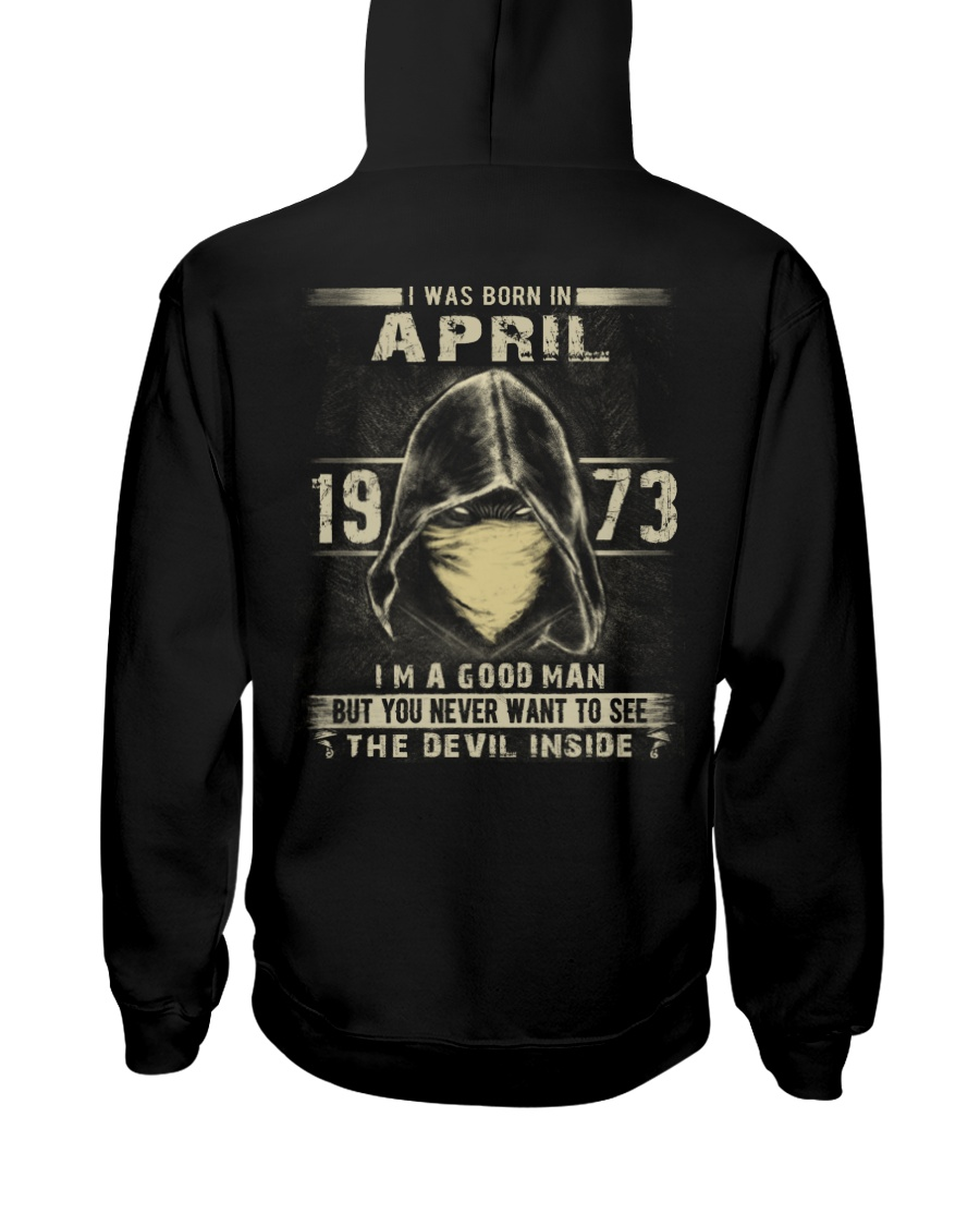 GOOD GUY 73-4 Hooded Sweatshirt