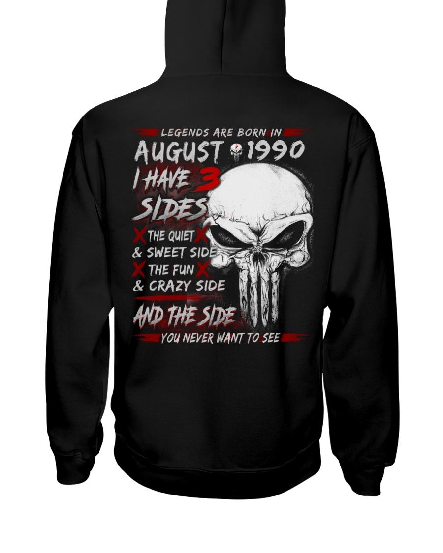 1990-8 Hooded Sweatshirt