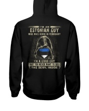 ESTONIAN GUY - 02 Hooded Sweatshirt thumbnail