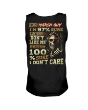 DONT CARE 3 Unisex Tank thumbnail