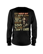 DONT CARE 3 Long Sleeve Tee tile