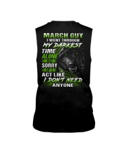 MY DARKEST 3 Sleeveless Tee thumbnail