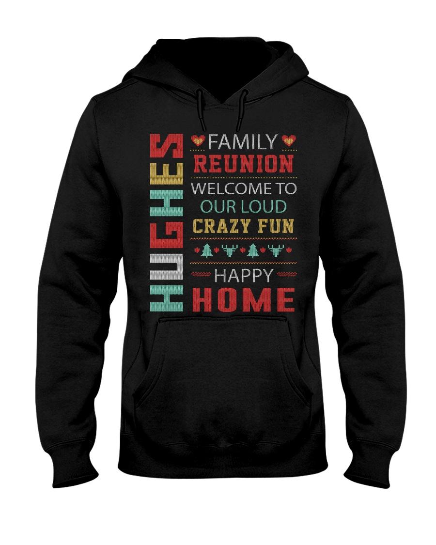 HUGHES Hooded Sweatshirt