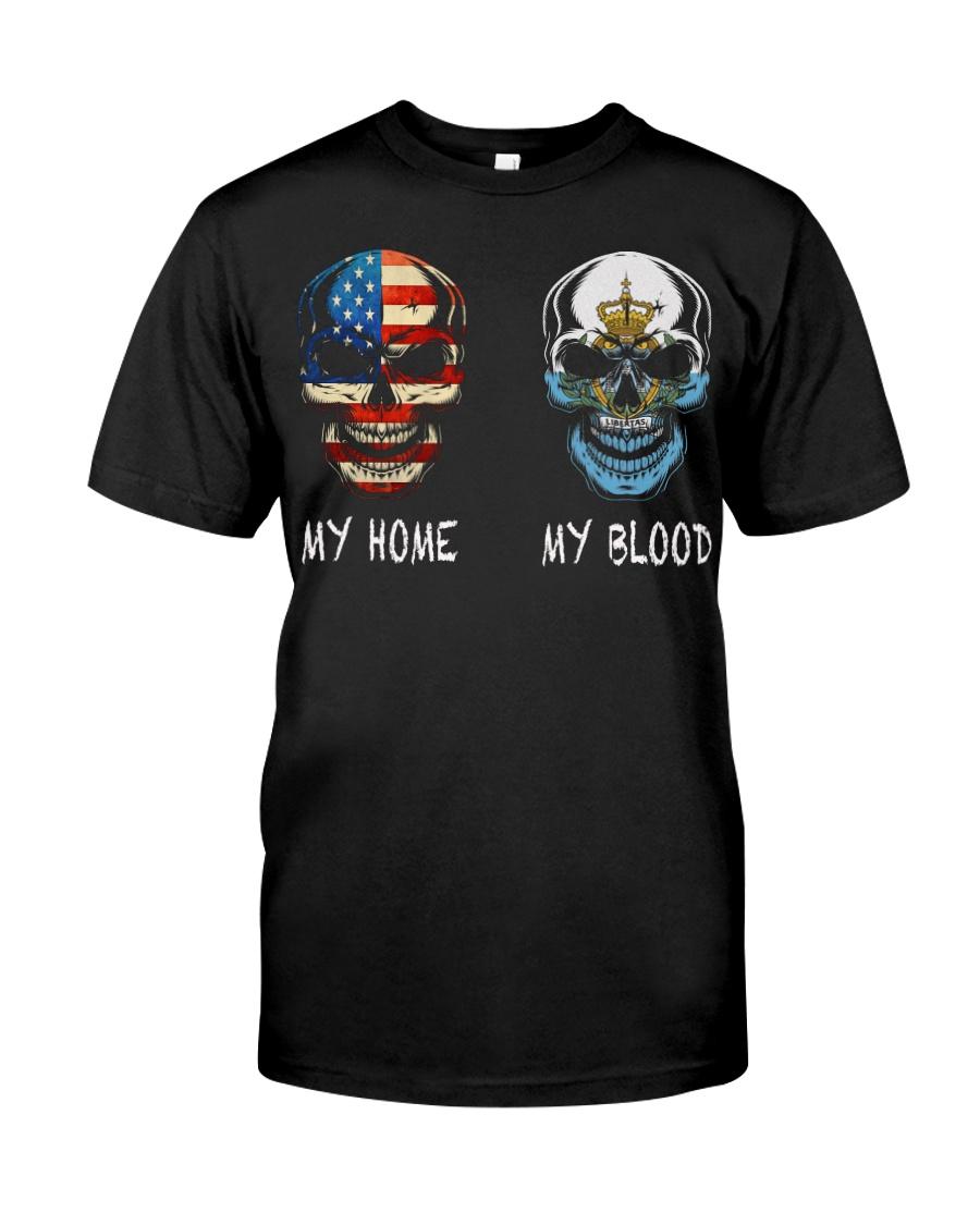 My Blood - San Marino Classic T-Shirt