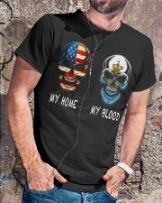 My Blood - San Marino Classic T-Shirt lifestyle-mens-crewneck-front-4