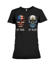 My Blood - San Marino Premium Fit Ladies Tee thumbnail