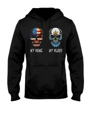 My Blood - San Marino Hooded Sweatshirt thumbnail