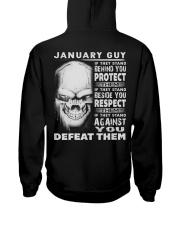 DEFEAT - 01 Hooded Sweatshirt tile