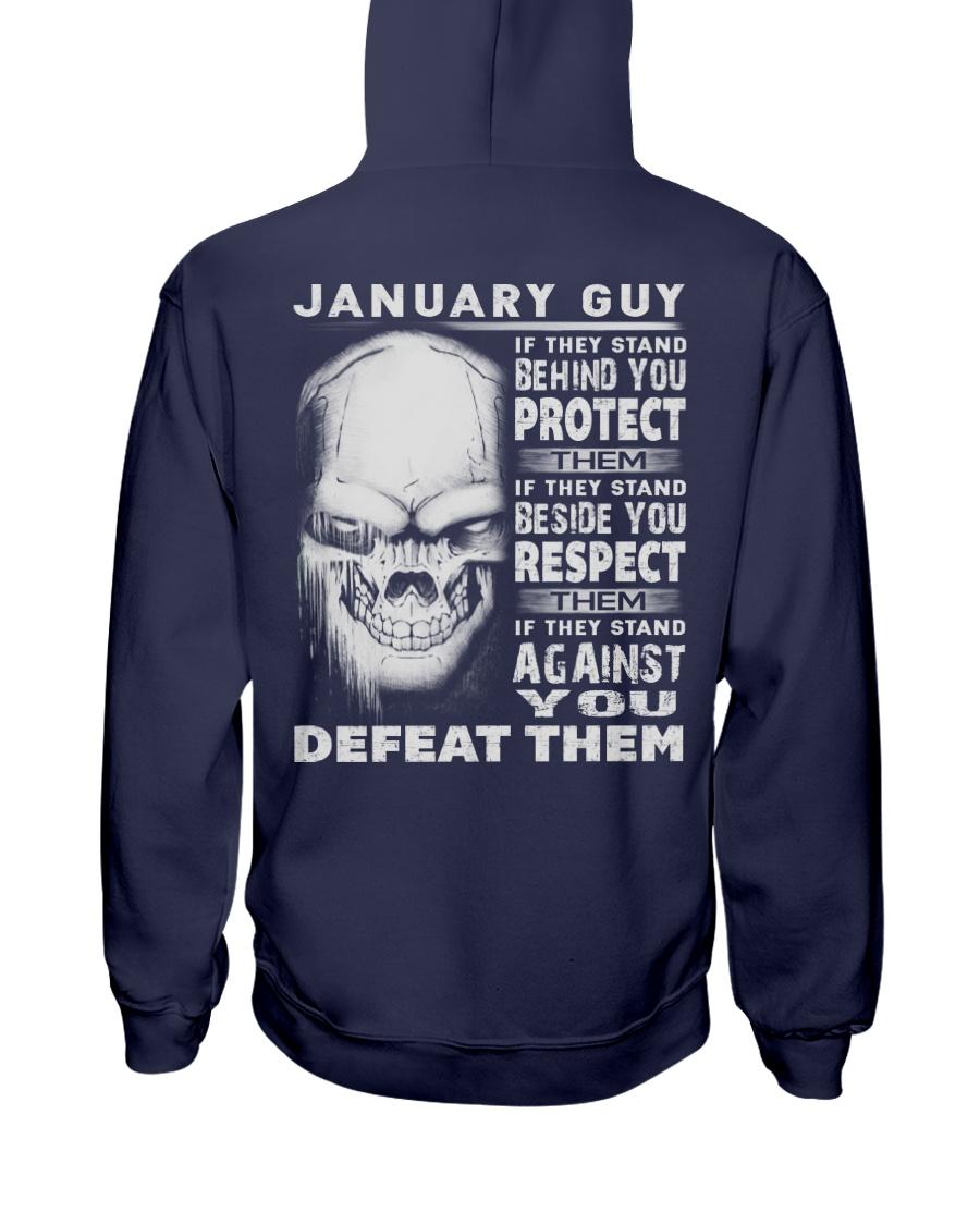 DEFEAT - 01 Hooded Sweatshirt