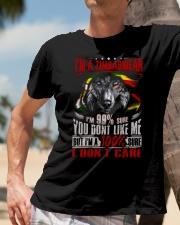 Zimbabwean Classic T-Shirt lifestyle-mens-crewneck-front-11