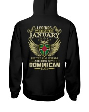 LEGENDS DOMINICAN - 01 Hooded Sweatshirt thumbnail