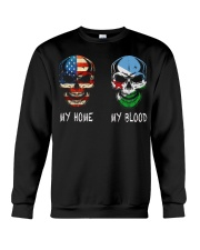 My Blood - Djibouti Crewneck Sweatshirt thumbnail