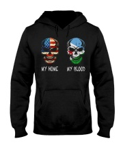 My Blood - Djibouti Hooded Sweatshirt tile
