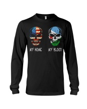 My Blood - Djibouti Long Sleeve Tee thumbnail