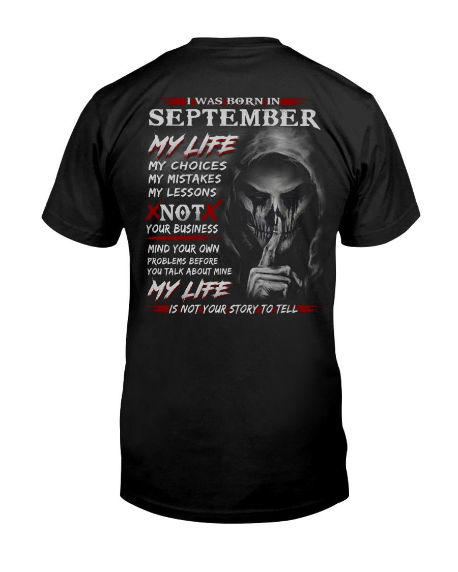 MY LIFE 9 Classic T-Shirt
