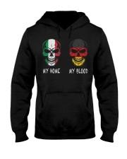 My Home Italy - Germany Hooded Sweatshirt thumbnail