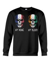 My Home France - Ivory Coast Crewneck Sweatshirt thumbnail
