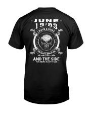 3SIDES 83-06 Classic T-Shirt thumbnail