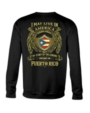 The Legends Puerto Rico Crewneck Sweatshirt thumbnail