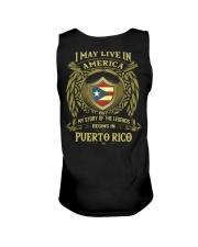 The Legends Puerto Rico Unisex Tank thumbnail