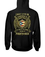 The Legends Puerto Rico Hooded Sweatshirt thumbnail