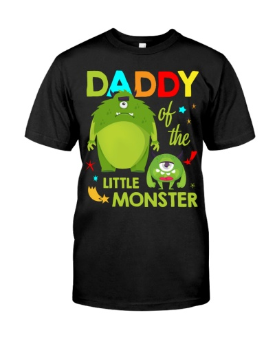 Daddy Of The Little Monster